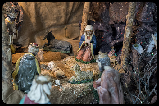 Nativity Scene - Presepe - Antoine Mekary - it