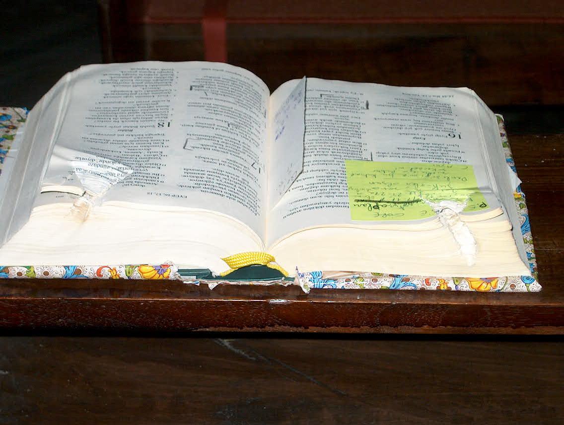 bibbia santoro