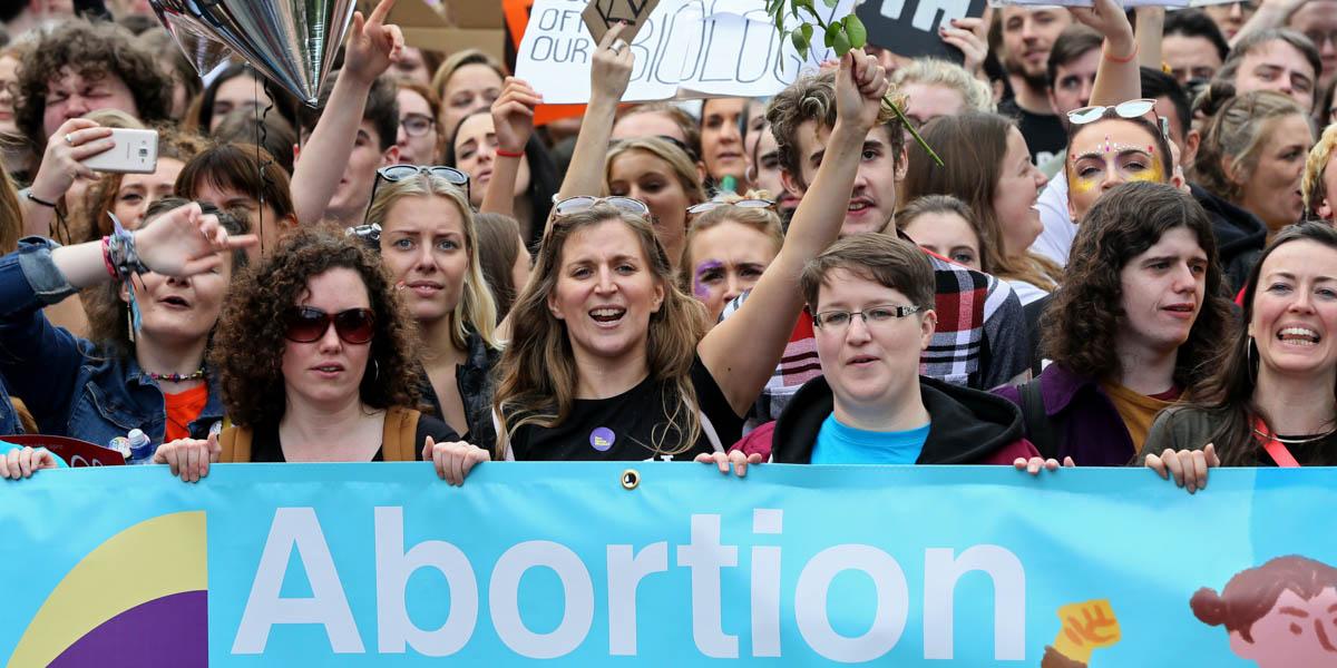 ABORTION PROTESTORS