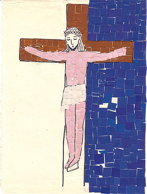CROSS, MOSAIC,CHILDREN