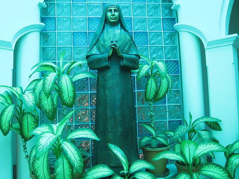 santa mariam thresa