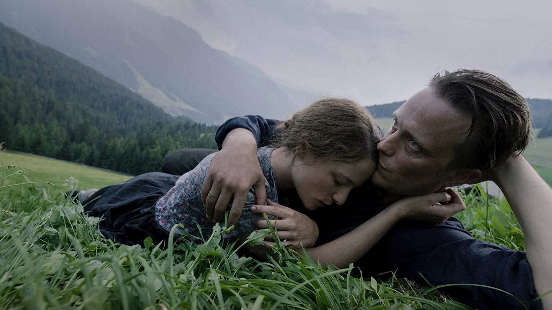 FILM UNA VITA NASCOSTA TERRENCE MALLICK